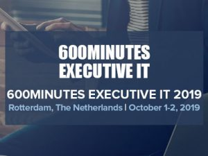 BPSOLUTIONS Gold Sponsor 600 Minute Executive IT event