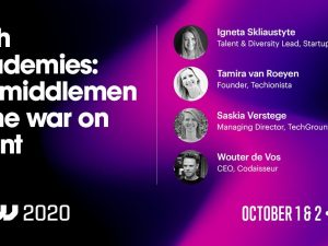 TNW2020: How to bring more diversity in the tech world