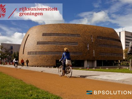 University of Groningen implements future-proof data protection