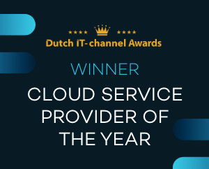 Winner Cloud Service Provider of the Year 2020 - BPSOLUTIONS